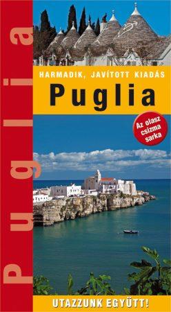 Apulia, guidebook in Hungarian - Hibernia
