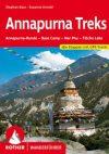 Annapurna, német nyelvű trekkingkalauz - Rother