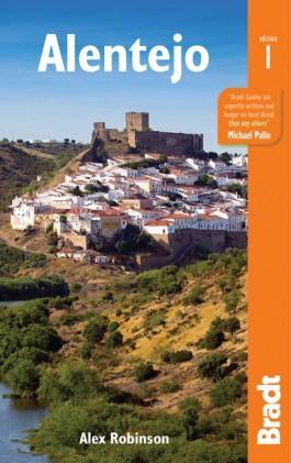 Alentejo, guidebook in English - Bradt