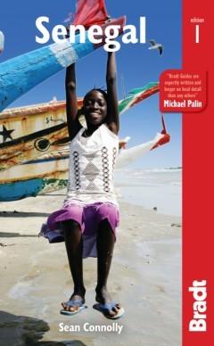 Szenegál, angol nyelvű útikönyv - Bradt