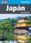 Japan, guidebook in Hungarian - Lingea Barangoló