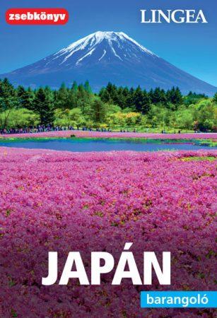 Japán, magyar nyelvű útikönyv - Lingea Barangoló
