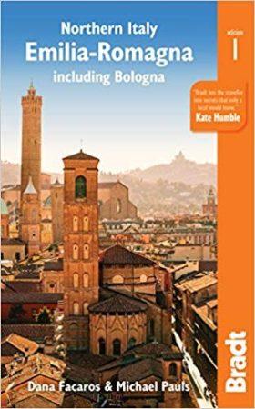 Emilia-Romagna, guidebook in English - Bradt