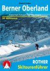Berner Oberland, német nyelvű sítúrakalauz - Rother
