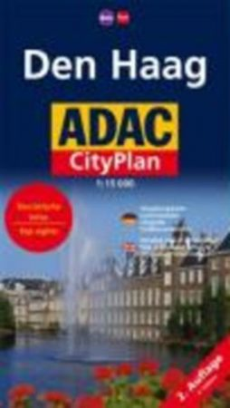 Hága várostérkép - ADAC