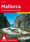 Mallorca, angol nyelvű túrakalauz - Rother