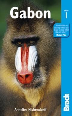 Gabon, guidebook in English - Bradt