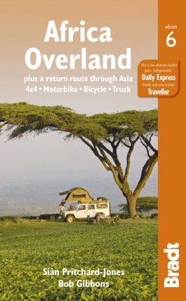 Africa Overland, guidebook in English - Bradt