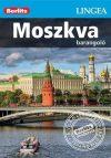 Moscow, guidebook in Hungarian - Lingea Barangoló