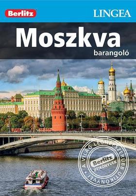 Moszkva, magyar nyelvű útikönyv - Lingea Barangoló