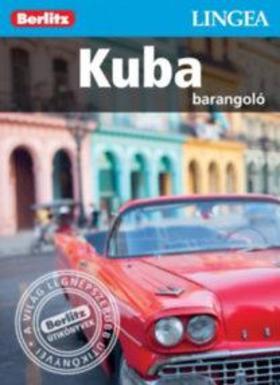 Kuba, magyar nyelvű útikönyv - Lingea Barangoló
