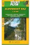 Szlovák-Paradicsom turistatérkép (2504) - Tatraplan