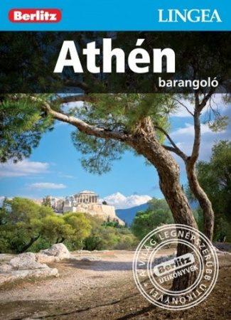 Athén, magyar nyelvű útikönyv - Lingea Barangoló