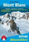 Mont Blanc, német nyelvű sítúrakalauz - Rother