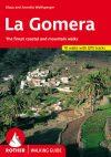 Gomera, angol nyelvű túrakalauz - Rother