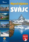 Switzerland, guidebook in Hungarian - Hibernia