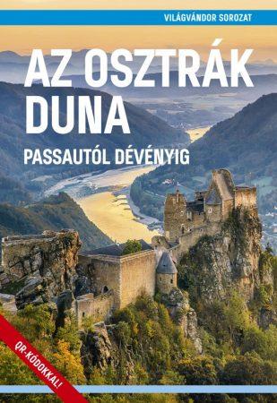 The Danube in Austria, guidebook in Hungarian - Világvándor