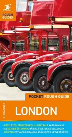 London, magyar nyelvű útikönyv - Rough Guides