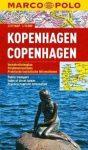 Koppenhága várostérkép - Marco Polo