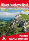 Vienna Alps (North), hiking guide in German - Rother