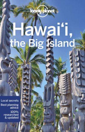 Hawaii fősziget, angol nyelvű útikönyv - Lonely Planet