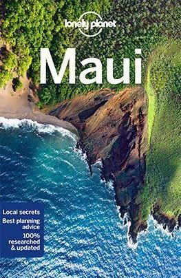 Maui, angol nyelvű útikönyv - Lonely Planet
