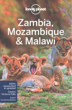 Zambia, Mozambik & Malawi, angol nyelvű útikönyv - Lonely Planet