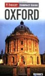 Oxford, guidebook in English - Insight Compact Guide
