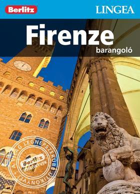 Firenze, magyar nyelvű útikönyv - Lingea Barangoló