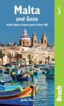 Málta, angol nyelvű útikönyv - Bradt