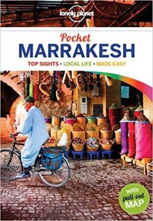 Marrakesh zsebkalauz - Lonely Planet