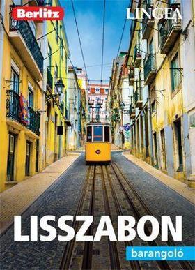 Lisbon, guidebook in Hungarian - Lingea Barangoló