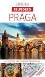 Prága, magyar nyelvű útikönyv - Lingea Felfedező