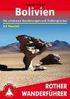 Bolívia, német nyelvű túrakalauz - Rother