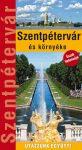 St Petersburg, guidebook in Hungarian - Hibernia