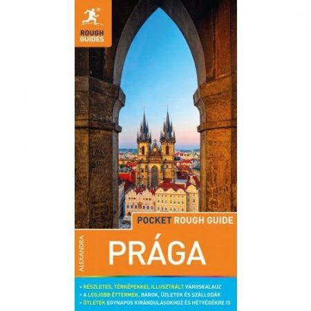 Prága, magyar nyelvű útikönyv - Rough Guides