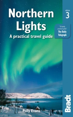 Northern Lights, guidebook in English - Bradt
