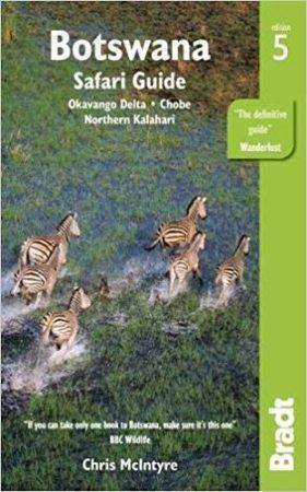 Botswana, angol nyelvű szafarikalauz - Bradt
