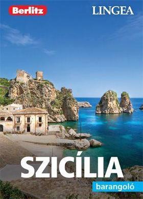 Szicília, magyar nyelvű útikönyv - Lingea Barangoló