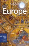 Europe, guidebook in English - Lonely Planet