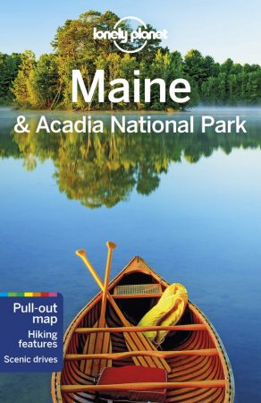 Maine & Acadia National Park, guidebook in English - Lonely Planet