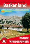 Basque Country, hiking guide in German - Rother