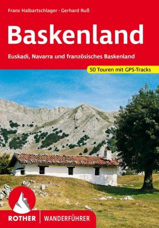Baszkföld, német nyelvű túrakalauz