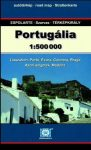 Portugal, road map - Szarvas & Espolarte