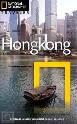Hongkong útikönyv - National Geographic