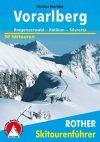 Vorarlberg, német nyelvű sítúrakalauz - Rother