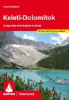 Dolomiti 1, hiking guide in Hungarian - Rother