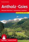 Antholz & Gsies, német nyelvű túrakalauz - Rother