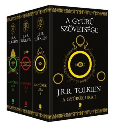 J.R.R. Tolkien: A Gyűrűk Ura