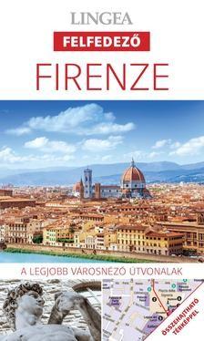 Firenze, magyar nyelvű útikönyv - Lingea Felfedező